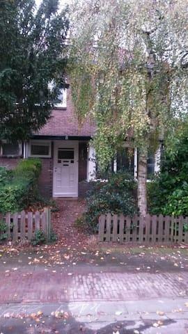 Mooie woning in het groen - Hilversum - Casa