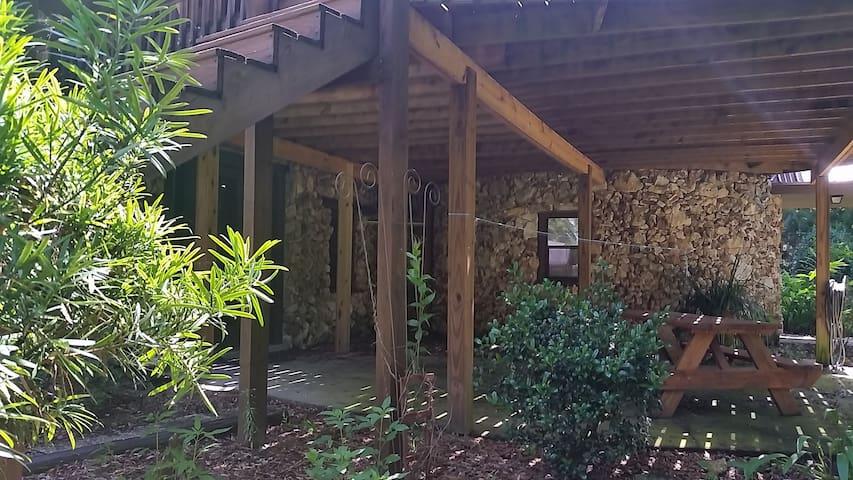 Wizard Farms Ocala Cottage #3 - Ocala - Lakás