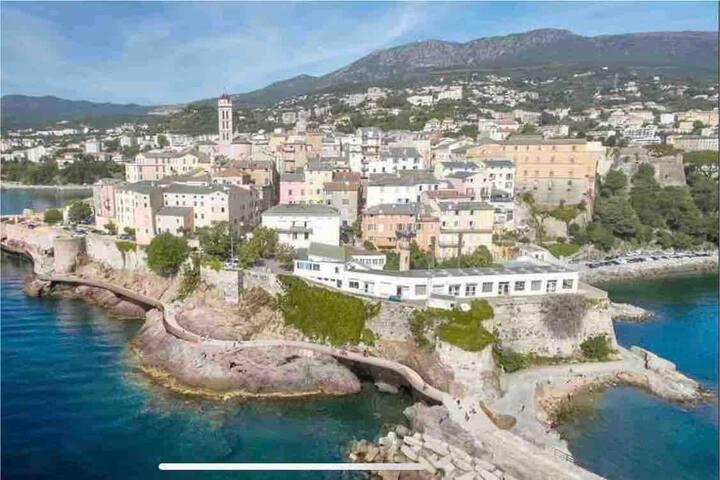 ⭐️ Petit Studio Coquet - Vieux Port - Bastia ⭐️