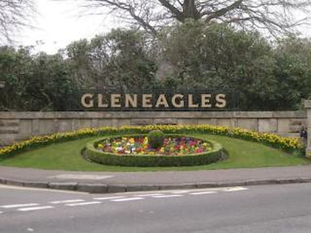 Gleneagles Apartment - Guthrie Court (entire Home)