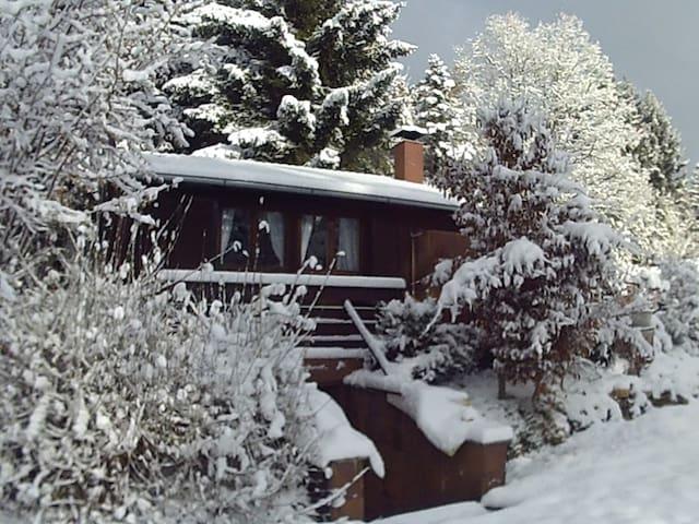 Ferienhaus auf der Schwäbischen Alb - Heroldstatt - Talo