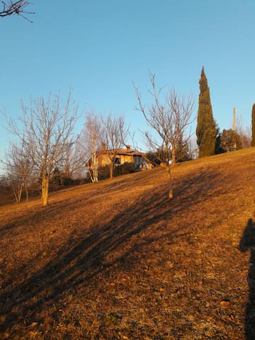 Apartment in Country Villa 10 minutes from Barolo
