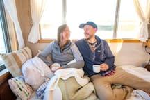 Floating Camp Nomad ~ Rangeley Lake Maine ~