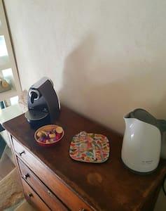 Chambre privée en Pays de Sommières - Aspères, Occitanie, FR - Bed & Breakfast