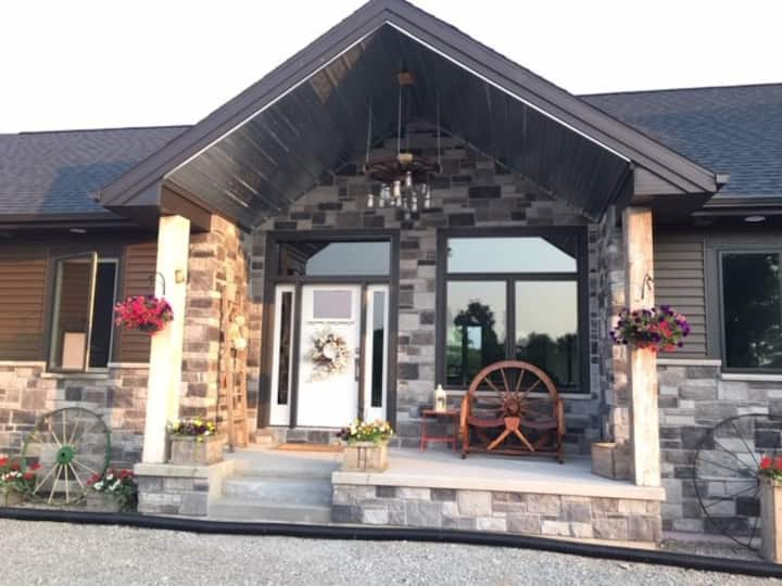 New Construction Country Suite