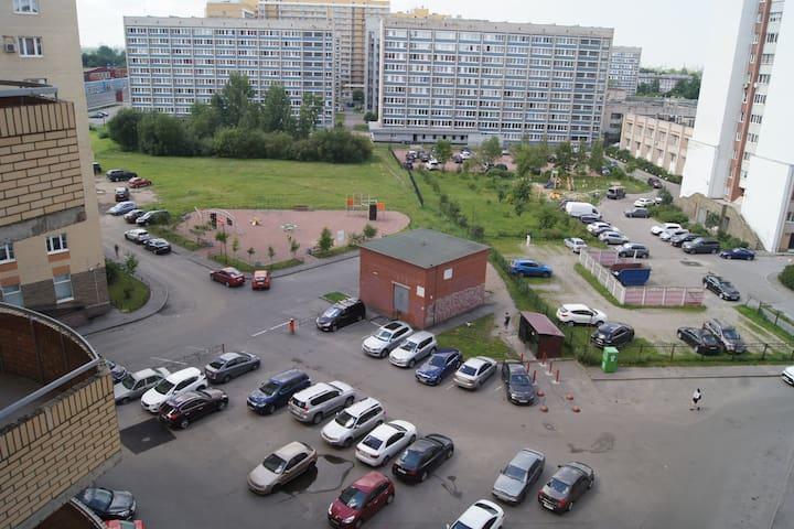 Уютная квартира в элитном районе Санкт-Петербурга
