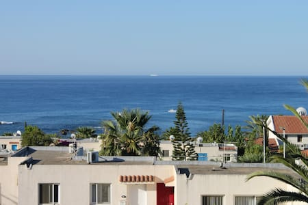 Аренда дома Пафос Кипр rental house Paphos Cyprus - Peyia - Řadový dům