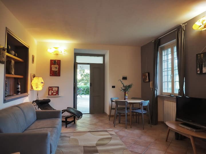 Dedalus home, art home, relax e pace in Umbria