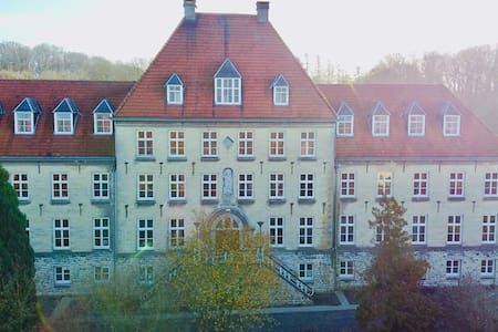 """Mooi appartement """"The Abbey"""" Maastricht"""