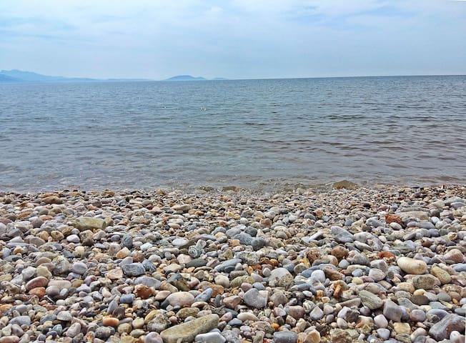 Beachfront, Marathon house, walk to the sea - Anatoliki Attiki - Maison