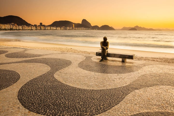 ⚘ Beautiful Ensuite Private Room Near ☀ Copacabana