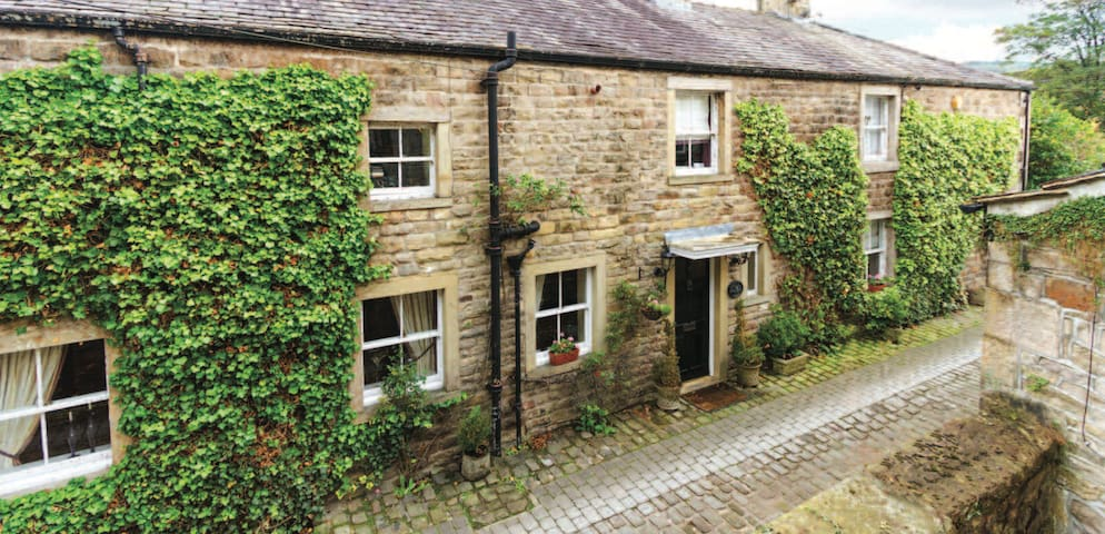 Double room, Abbey Mill House, Whalley - Lancashire - Hus