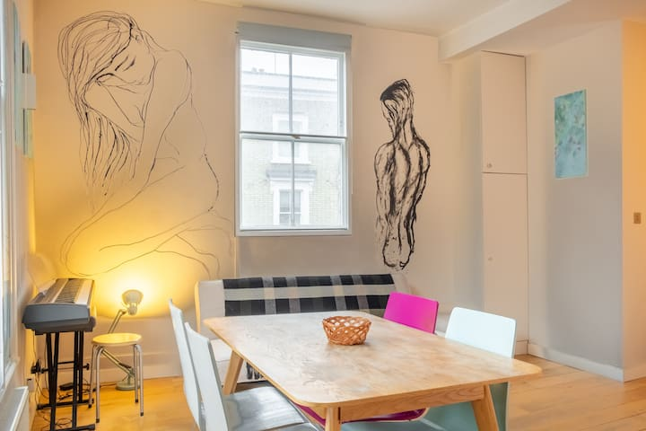1Bed Portobello Rd Apartment - Discounts available