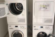 Washing Lounge - Waschraum