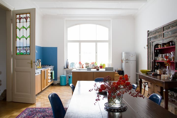 Flat in central Art-Nouveau-House  - Cologne - Apartment