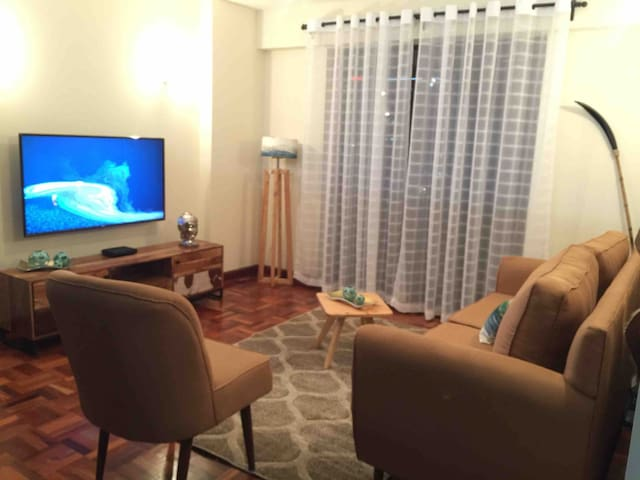 Fine Living Gold-Elegant 1bd Westlands