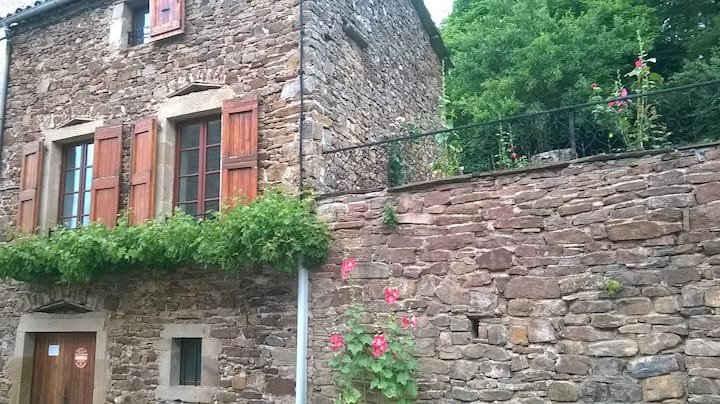maison independante avec jardin