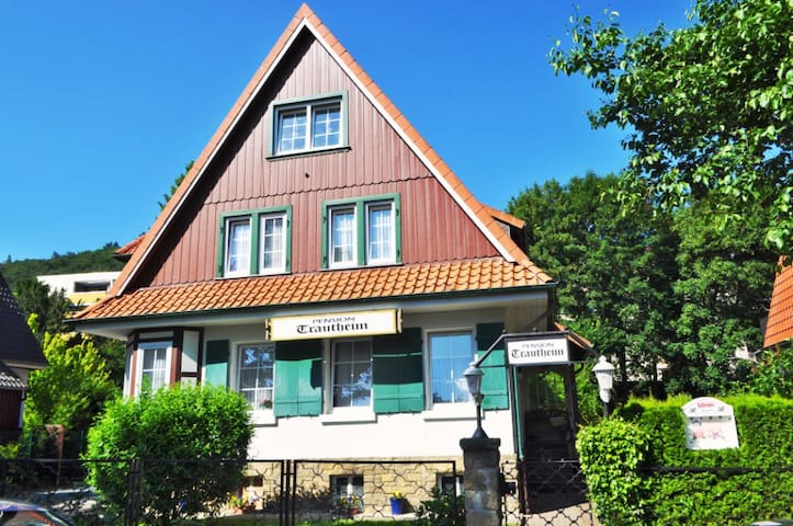 Pension Trautheim - Bad Harzburg - Bed & Breakfast