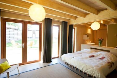 Ayurvedic Homestay Sukha Texel, kamer Ojas - Den Burg - Bed & Breakfast