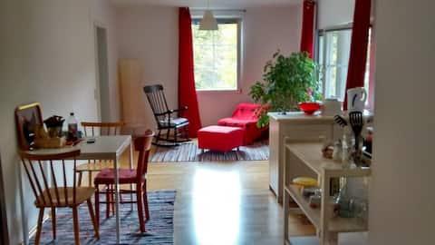 Hübsche, individuelle 2-Zimmer Wohnung