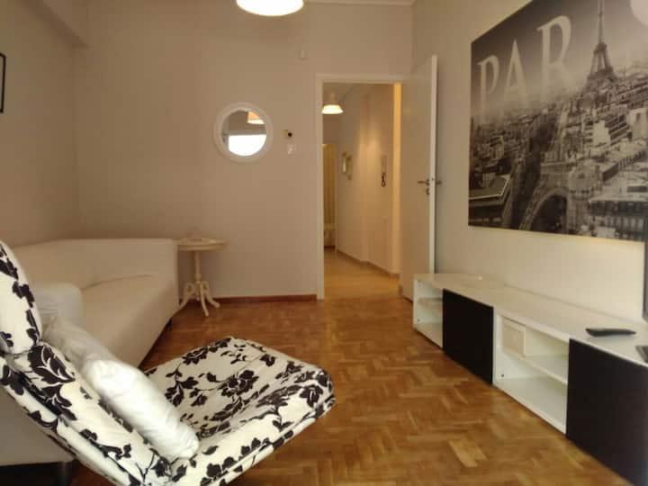 Cozy apartment in Kalamaria