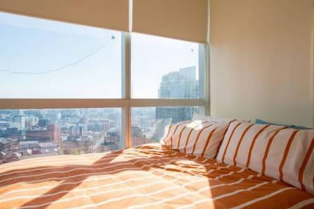 28th Floor Private Rm in CBD - Apartment