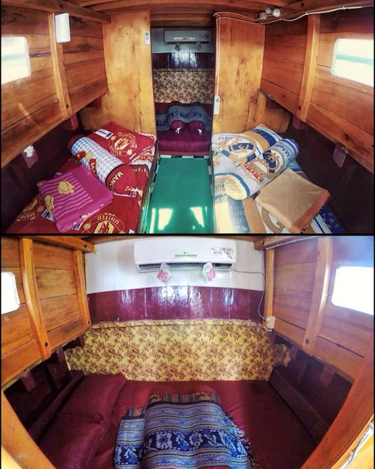Your first cabin :)