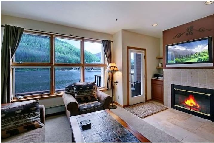KEYSTONE LAKE VIEWS! - Keystone - Condominium