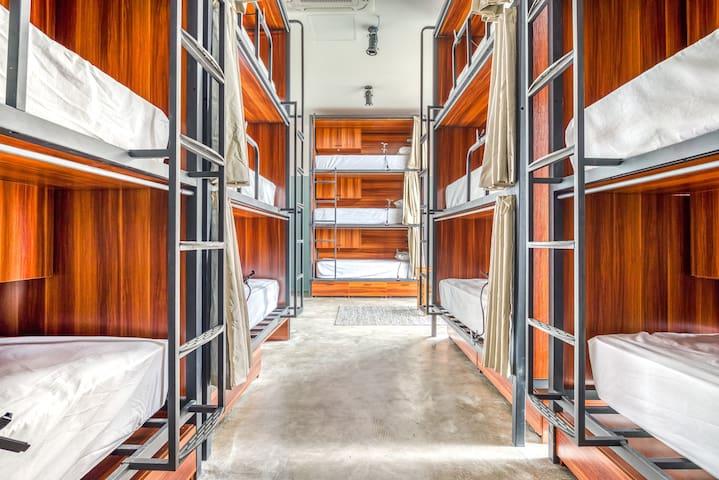 Selina Madalena Sao Paulo - Bed in Large Dorm