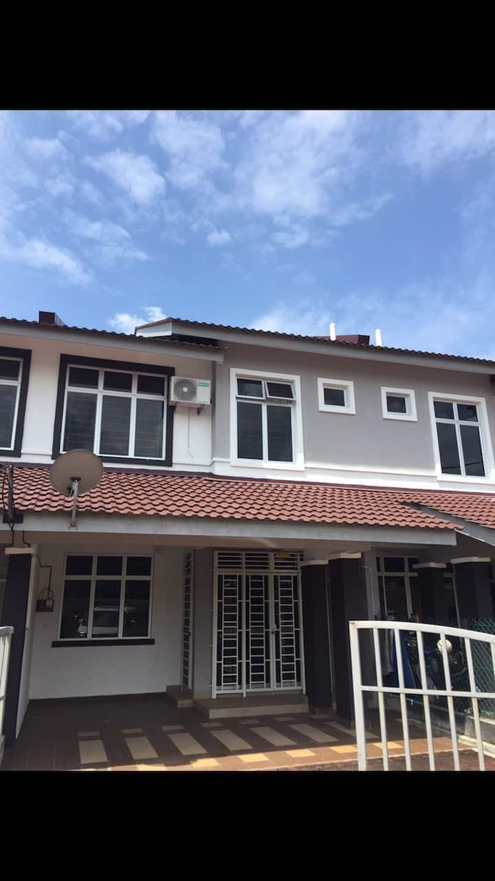 Musafir Homestay - Bandar Jeli - Free Wifi