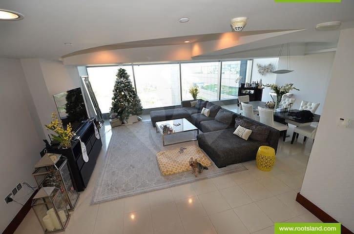 Luxury room in 2bed duplex in downtown / difc - Dubai - Lägenhet