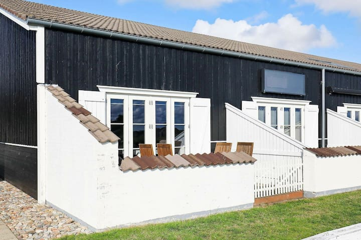6 person holiday home in Vestervig