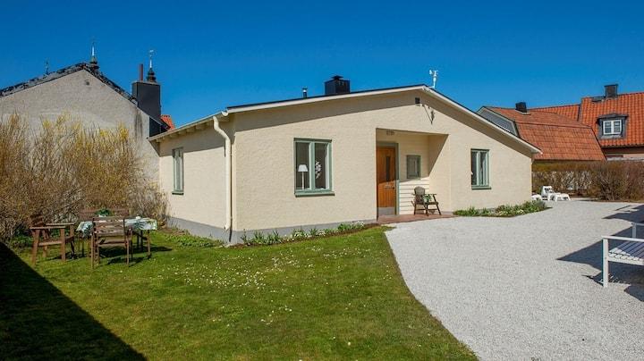 Lilla Huset i Visby innerstad.