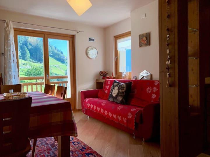 Bormio (Piatta), Class A apartment