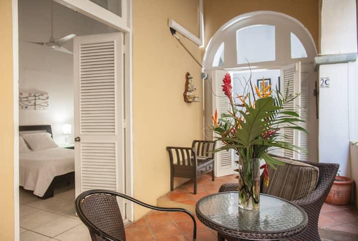 Colonial Old San Juan Apartment