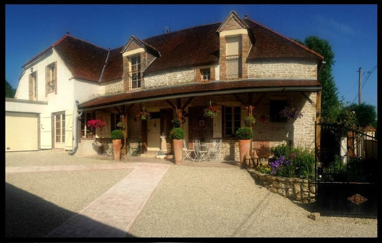 La ferme des coccinelles - Courtaoult - Bed & Breakfast