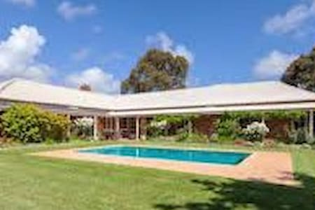 Mornington Country Retreat - Tyabb - House
