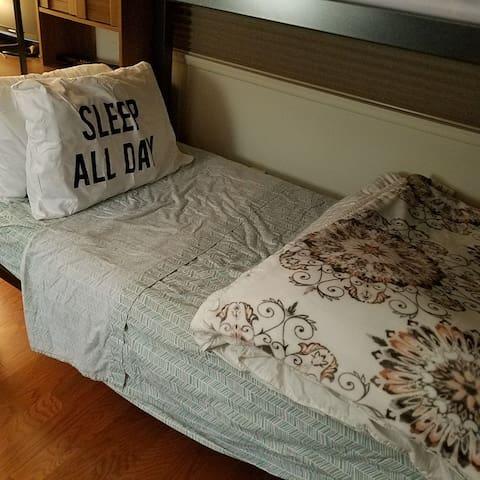 """""""Sleep All Day"""""""