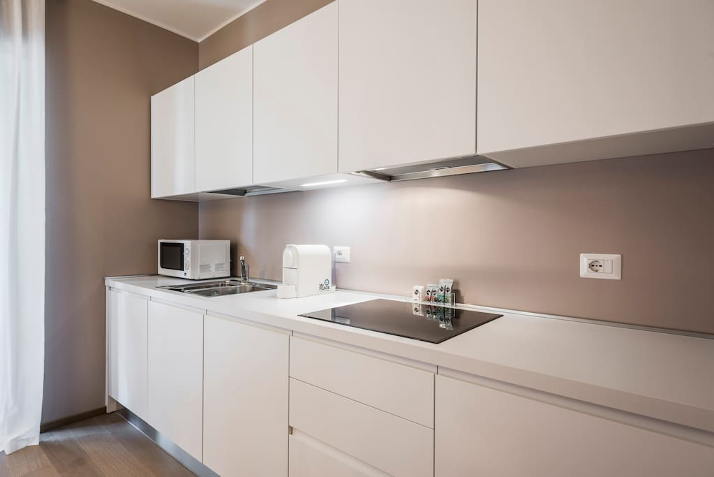 MyPlace Corso Como 11 Appartamento Superior
