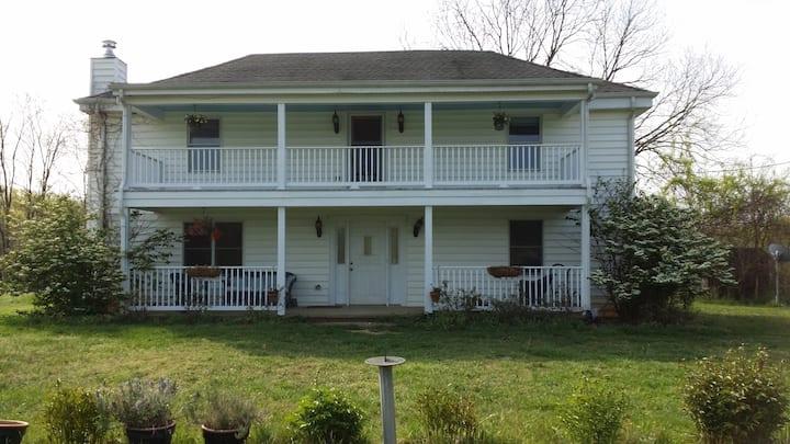 1893 House on Wild Oats Farm