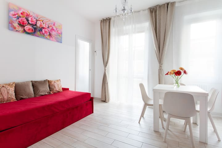 Beatrice-Fabulous and Cozy Flat- ValBea Apartments