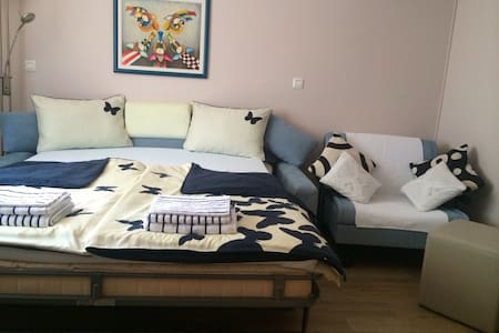 Cosy apartment in center - Appartement