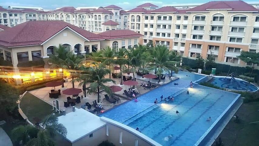 Relaxing place to stay in Cebu City- San Remo, SRP