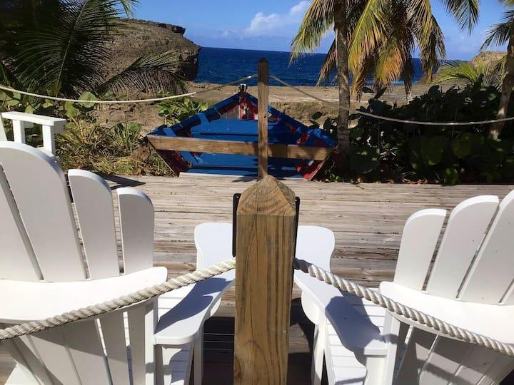 Playa Escondida - Oceanfront Paradise -
