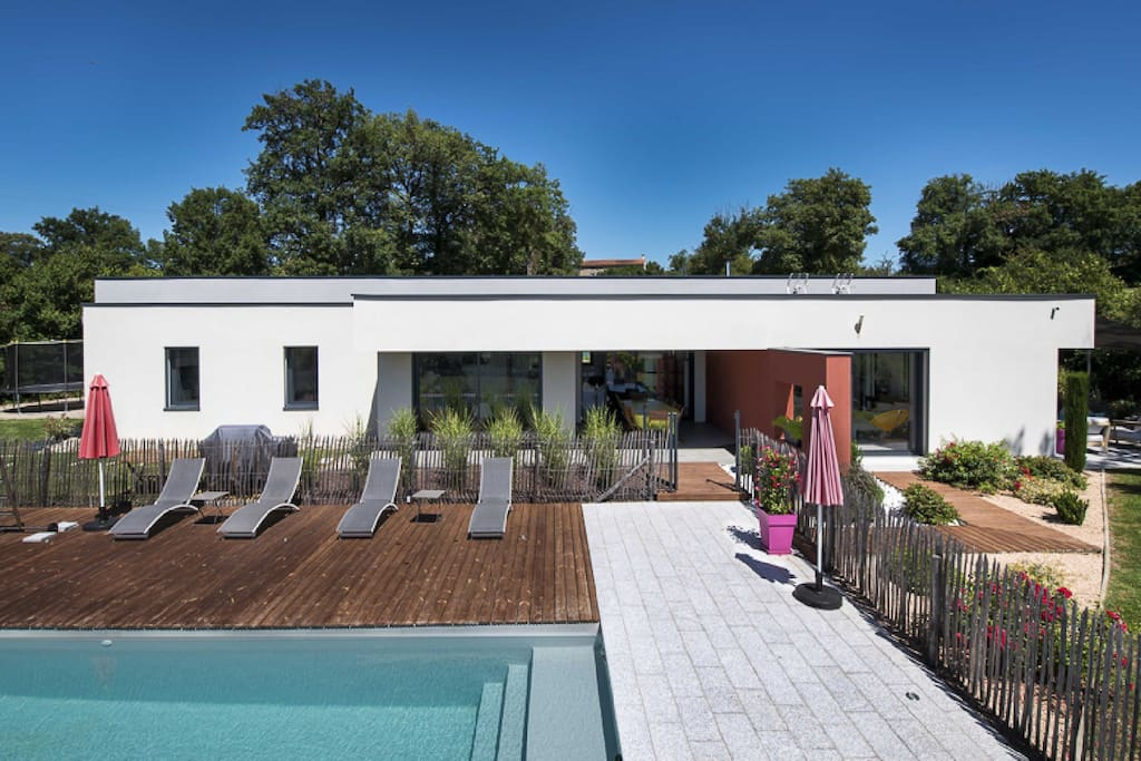 albi proche maison design piscine chauff e vacation