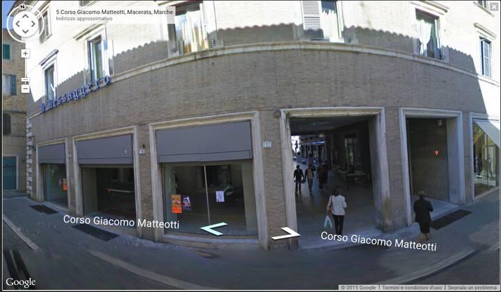 Trilocale Macerata centro - Gall Commercio