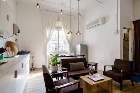 Unique Cozy 3BR Center Apartment