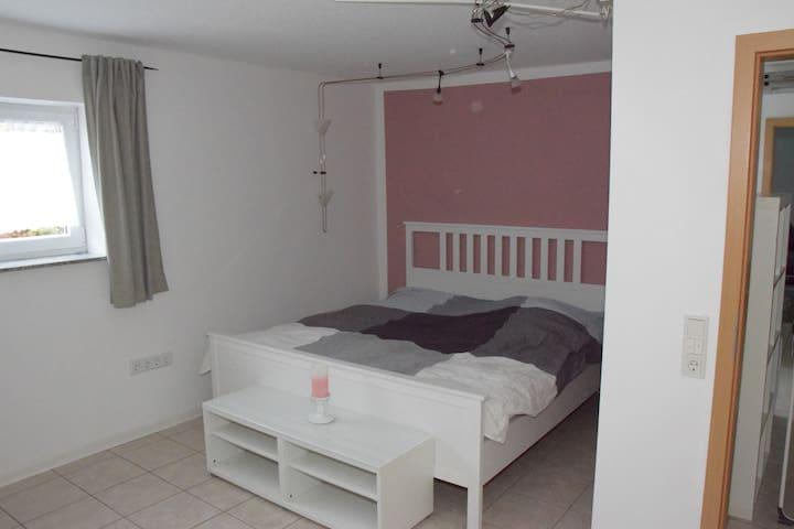 Moderne Wohnung in sehr ruhiger Wohnlage