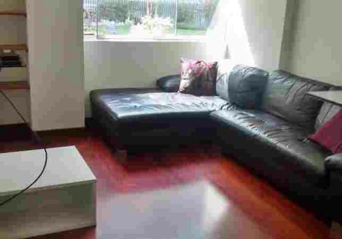 Apto. seguro 1 dormitorio c piscina - Lima - Apartment