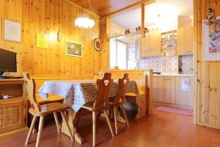 APPARTAMENTO CASA LULU' - Predazzo - Wohnung